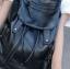 [ ลดราคา ] - กระเป๋าเป้แฟชั่น นำเข้าสไตล์เกาหลี สีทองโดดเด่น สุดเก๋ ดีไซน์สวยเก๋ไม่ซ้ำใคร สวยสุดมั่น เหมาะกับสาว ๆ ที่ชอบกระเป๋าเป้ใบกลางค่ะ thumbnail 9
