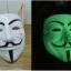 หน้ากากเรืองแสง V FOR Vendetta thumbnail 7