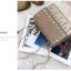[ พร้อมส่ง Hi-End ] - กระเป๋าคลัทช์ สะพาย สีบรอนด์ทอง ดีไซน์สวยหรู ฟรุ้งฟริ้ง วิ้งค์ๆทั้งใบ ขนาดกระทัดรัด thumbnail 17