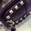 [ พร้อมส่ง Hi-End ] - กระเป๋าถือ/สะพาย ทรงหมอนใบกลางๆ สีดำ ลาย LV ดีไซน์สวยเรียบหรู ดูดีสไตล์แบรนด์ งานหนังคุณภาพดีแบบหนาไม่บาง thumbnail 27