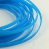 สายถัก 8 mm สีฟ้า