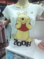 เสื้อยืดหมีพู Pooh
