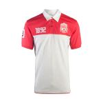 เสื้อโปโลลิเวอร์พูล ของแท้ 100% Liverpool FC Mens Red Fixture Polo