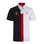 เสื้อโปโลลิเวอร์พูล ของแท้ 100% Liverpool FC Mens Multi Club Polo Shirt