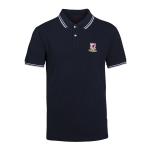 เสื้อโปโลลิเวอร์พูล ของแท้ 100% Liverpool FC Mens Navy Conninsby Etro Polo Shirt