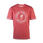 เสื้อทีเชิ้ตลิเวอร์พูล Liverpool fc Mens Minstead Tee ของแท้ 100%