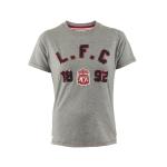 เสื้อทีเชิ้ตลิเวอร์พูล ลาน่าซีควิน สำหรับผู้หญิง สีเทา ของแท้ 100% Liverpool FC Ladies Lana Sequin Tee