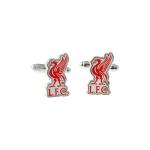 คัฟลิงค์ที่ระลึกลิเวอร์พูล ของแท้ 100% Liverpool FC Liverbird Cufflinks