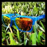 Release Sunglasses - Sparx Blue Iridium