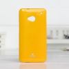 Mercury Jelly Pearl Case for HTC One M7