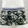 กางเกงในชาย Abercrombie&Fitch Boxer Briefs : ลายพราง โทนสีเทา