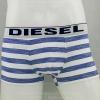 กางเกงในชาย Diesel Boxer Briefs : ลายทางม่วง