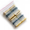 Resistor Pack (1/4W 1% 30ค่า ค่าละ 20ตัว)