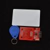 RFID Module (RC522) แถม Tags 2 ชิ้น (Card & พวงกุญแจ)