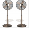 "พัดลมโบราณ GoldView Antique 16"" Metal Stand Fan (FD-40M)"