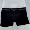 กางเกงในชาย Emporio Amani Boxer Briefs : สีดำ ลายอินทรี