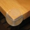 [แพค 4 ชิ้น] ยางกันกระแทกมุม PVC พร้อมเทปกาวสองหน้า 3M