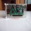 อะครีลิค Box for Raspberry Pi model B+/ Raspberry Pi 2 with Logo