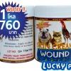 ครีมรักษาแผล/โรคผิวหนัง Skin Cream Wound Pets (พิเศษ!!!!ซื้อ12ชิ้นในราคา760บาท)
