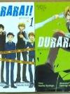 Durarara!! ดูรารารา!! เล่ม 1-2