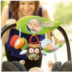 โมบายแขวนรถเข็น คาร์ซีท SKK Baby Stroller Bar Toy Treetop Friends