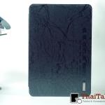 Case For Apple iPad mini 2 USAM PU LEATER : สีดำ
