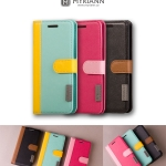 พรีออเดอร์เคส HTC butterfly แบบฝาพับสีส้นสดใส Meiningen htc butterfly Taiwan Japanese version of the international edition x920d x920e leather protective shell butterfly machine