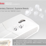 Limited Edition! Yoobao Swarovski Power Bank ความจุ 7800 mAh output 2 ช่อง