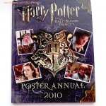 Harry Potter Poster Annual 2010 (ปี 2009 - มือสอง)