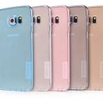 Nillkin Nature Slim Clear TPU Case Cover for Samsung Galaxy A7