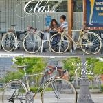 จักรยานเสือหมอบ Doppelganger 424 Belfaust สีทอง,เงิน