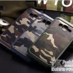 เคส NX ครอบหลังลายทหาร Samsung Galaxy A8