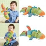 ตุ๊กตาเสริมพัฒนาการ จระเข้หมุนตัว Skip*Hop Twist & Smile Crocodile