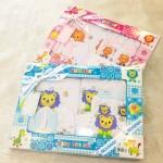 Gift Set ชุดเสื้อผ้าเด็กอ่อน แรกเกิด ลายสิงโต Nuebabe