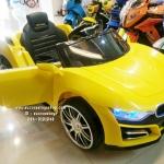 3181Y รถแบตเตอรี่ไฟฟ้า BMW I8 2 มอเตอร์ มี3สี แดง ขาว เหลือง