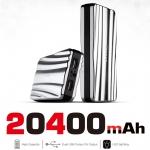 Yoobao Zeus Power Bank แบตสำรอง ความจุ 20400 mAh (ความจุเยอะที่สุด) output 2 ช่อง