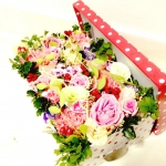 กล่องดอกไม้ เก็บความในใจ