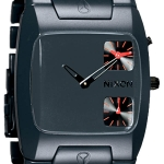 นาฬิกา Nixon Banks Watch in Gunship