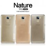 Nillkin Nature Slim Clear TPU Case Cover for Huawei Honor 7