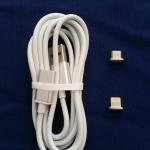สายชาร์จหัวแม่เหล็ก Magnetic U-Cable