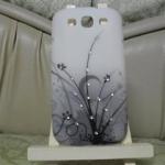 Case Flower Diamond for Samsung Galaxy S3