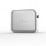 Yoobao Magic Cube 2 Power Bank แบตสำรอง ความจุ  5200 mAh  (Aluminium)