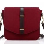 กระเป๋าแฟชั่น Axixi รหัสสินค้า AX159 สี แดง