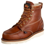 "รองเท้า Thorogood Men's 814-4200 American Heritage 6"" Moc Toe Boot Size 8"