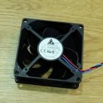 พัดลม 8cm Delta 0.32A