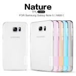 Nillkin Nature Slim Clear TPU Case Cover for Samsung Galaxy Note 5