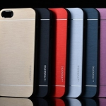 Case Cover For iPhone4/4s MOTOMO Shell metal