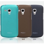 Case ROCK Naked shell for Samsung S Dous (Coffee)