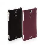 Case ROCK nakedshell Naked Ultra-thin series for Sony Xperia TX - Hayabusa