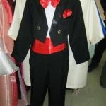 ชุดทักซิโด้เด็กสีดำ สำหรับใส่ออกงาน เรียบหรู มีสไตล์
